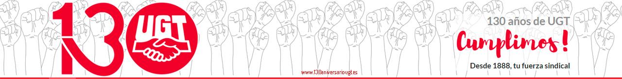 web 130 Aniversario UGT