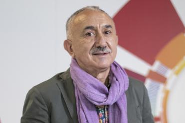 Pepe Álvarez Suárez - Secretario General